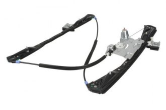 Motorcraft® W0133-1874848-MTR - Window Regulator w/o Motor
