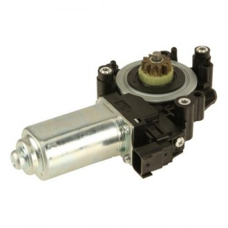 Motorcraft® - Front Driver Side Window Motor