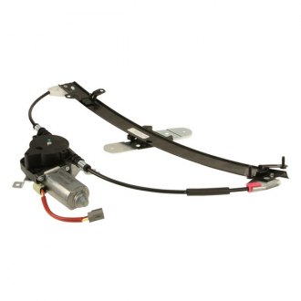 Motorcraft® - Front Driver Side Power Window Regulator and Motor Assembly