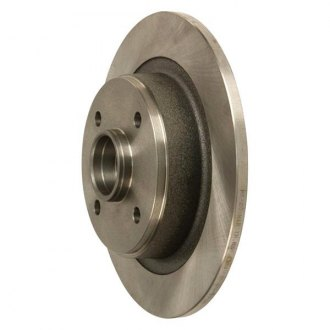 Mountain® - 1-Piece Rear Brake Rotor