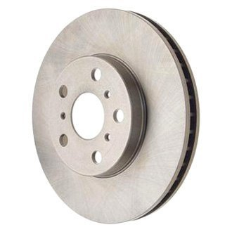 Mountain® - 1-Piece Front Brake Rotor