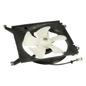 Nissens® - Auxiliary Engine Cooling Fan Motor