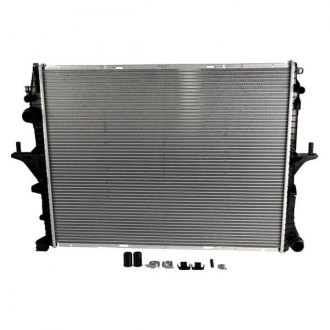 Nissens® - Aluminum Core Engine Coolant Radiator