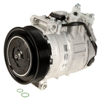 Nissens® - A/C Compressor with Clutch
