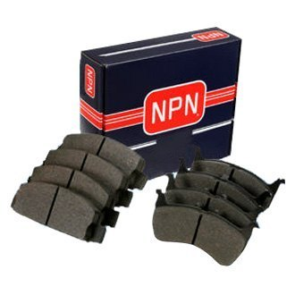 NPN® - Rear Disc Brake Pads