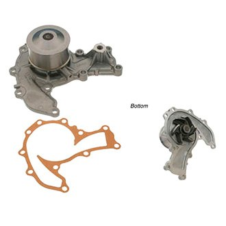 1998 Isuzu Rodeo Replacement Engine Cooling Parts