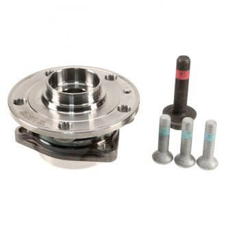 NSK® - Front Wheel Bearing and Hub Assembly