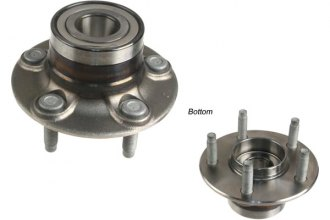 NTN® - Wheel Hub Assembly