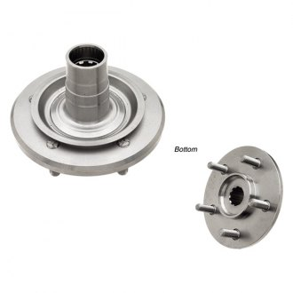 Original Equipment® - Rear Wheel Bearing and Hub Assembly