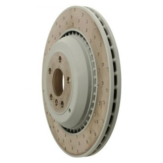 Original Equipment® - 1-Piece Rear Brake Rotor