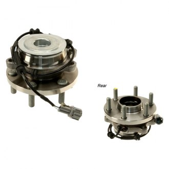 Original Equipment® - Front Wheel Bearing and Hub Assembly