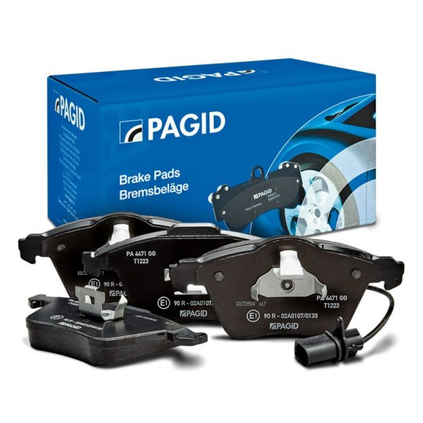 Pagid® - Semi-Metallic Front Disc Brake Pads