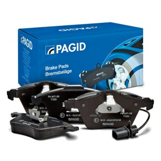 Pagid® - Semi-Metallic Disc Brake Pads