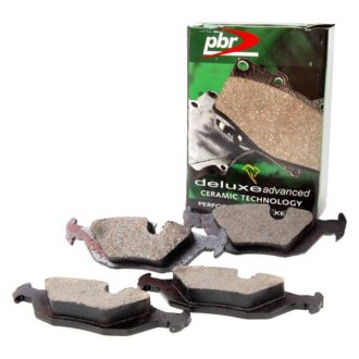 PBR® - Deluxe™ Ceramic Disc Brake Pads