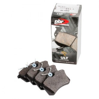 PBR® - Ultimate Ceramic Brake Pad Set