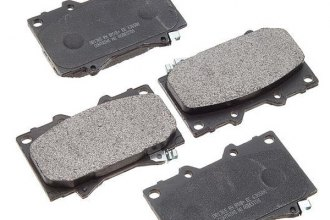PBR® - Semi-Metallic Brake Pad Set