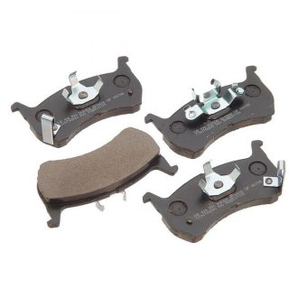 PBR® - Deluxe Ceramic Front Brake Pad Set