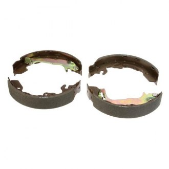 PBR® - Rear Drum Brake Shoes
