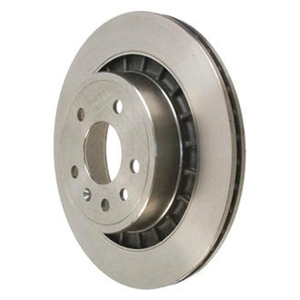 Pilenga® - Vented 1-Piece Rear Brake Rotor