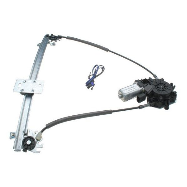 Pimax® - Front Driver Side Power Window Regulator with Motor