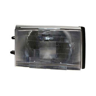 Professional Parts Sweden® - Passenger Side Replacement Headlight