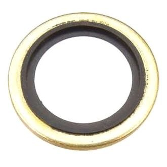 Qualiseal® - Copper and Rubber Oil Drain Plug Gasket