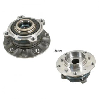 Ruville® - Front Wheel Bearing and Hub Assembly