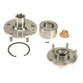 SKF® - Front Wheel Hub Assembly