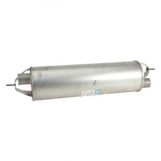Starla® - Rear Round Exhaust Muffler