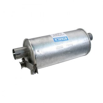 Starla® - Center Exhaust Muffler