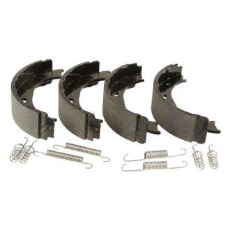 Textar® - Parking Brake Shoes with Hardware
