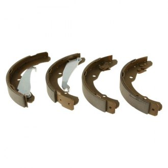 Textar® - Drum Brake Shoes