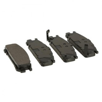 Top Stop® - Rear Brake Pad Set