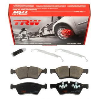 TRW® - Ceramic Front Disc Brake Pads