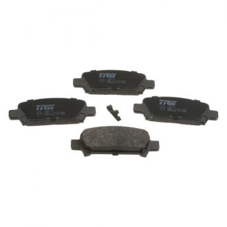 TRW® - Rear Brake Pad Set
