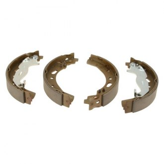 TRW® - Rear Drum Brake Shoes
