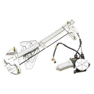 TSK® - Front Driver Side Power Window Regulator and Motor Assembly