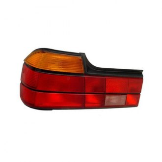 ULO® - Driver Side Chrome Tail Light Assembly