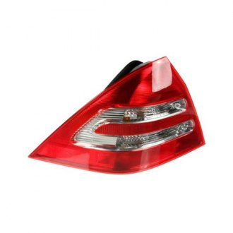 ULO® - Chrome Tail Light Assembly