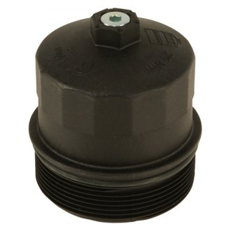 Vaico® - Oil Filter Cover