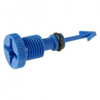 Vaico® - Engine Coolant Radiator Drain Plug
