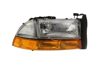 Vaip Vision® W0133-1843724-VSN - Headlight Assembly
