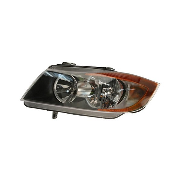 Bmw Xenon Headlight Replacement: BMW 3-Series Without Factory Adaptive Headlights