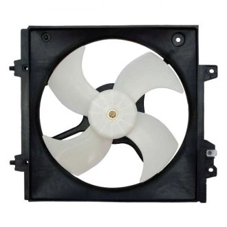 WP VDO® - Auxiliary Cooling Fan