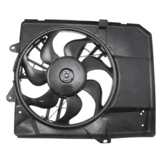 VDO® - Auxiliary Engine Cooling Fan Motor