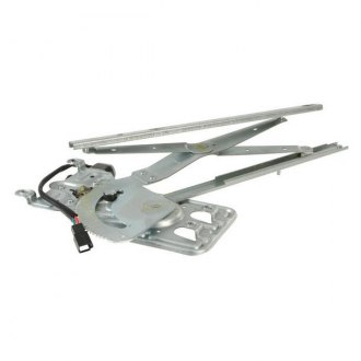 VDO® - Rear Passenger Side Power Window Regulator without Motor