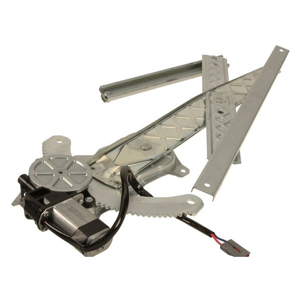 Vdo ford f 150 2001 front power window regulator with motor for 2000 ford explorer window regulator