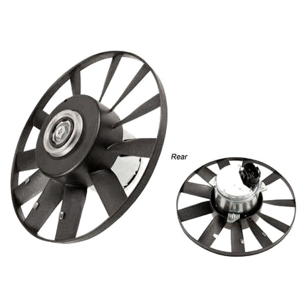 Vemo® - Auxiliary Fan