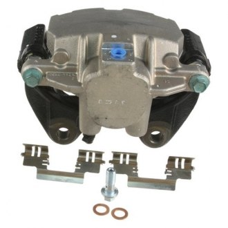 World Brake® - Remanufactured Premium Semi-Loaded Rear Driver Side Brake Caliper