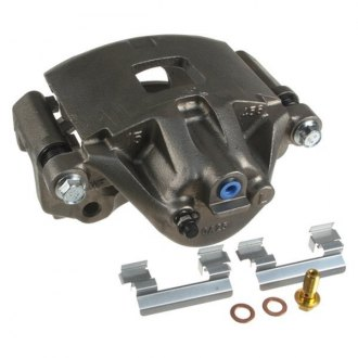 World Brake® - Remanufactured Premium Semi-Loaded Front Driver Side Brake Caliper